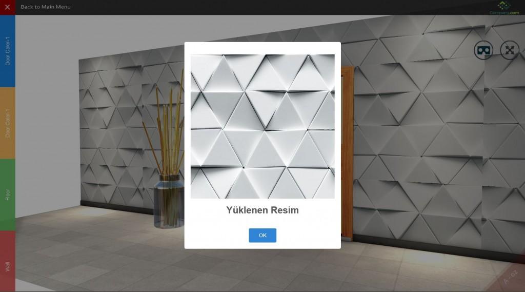 Webgl 3d Door Configurator Concept | Eser Çetiner