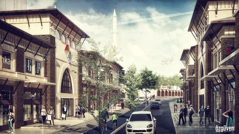 Beylikduzu Urban Concept