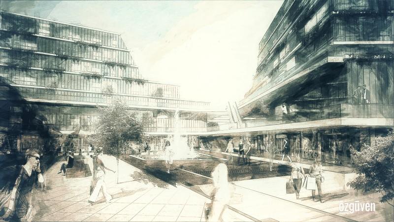 Tuzla Concept Building